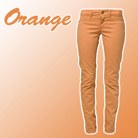 lieblingsfarbe orange