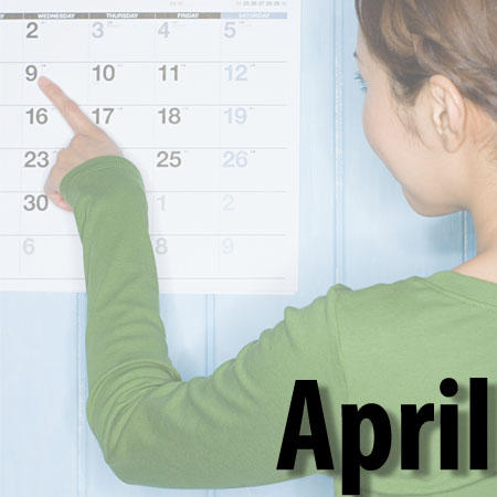 mondkalender4 april
