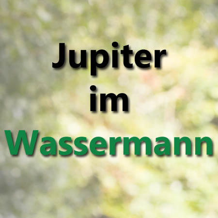 horoskop optimismus wassermann